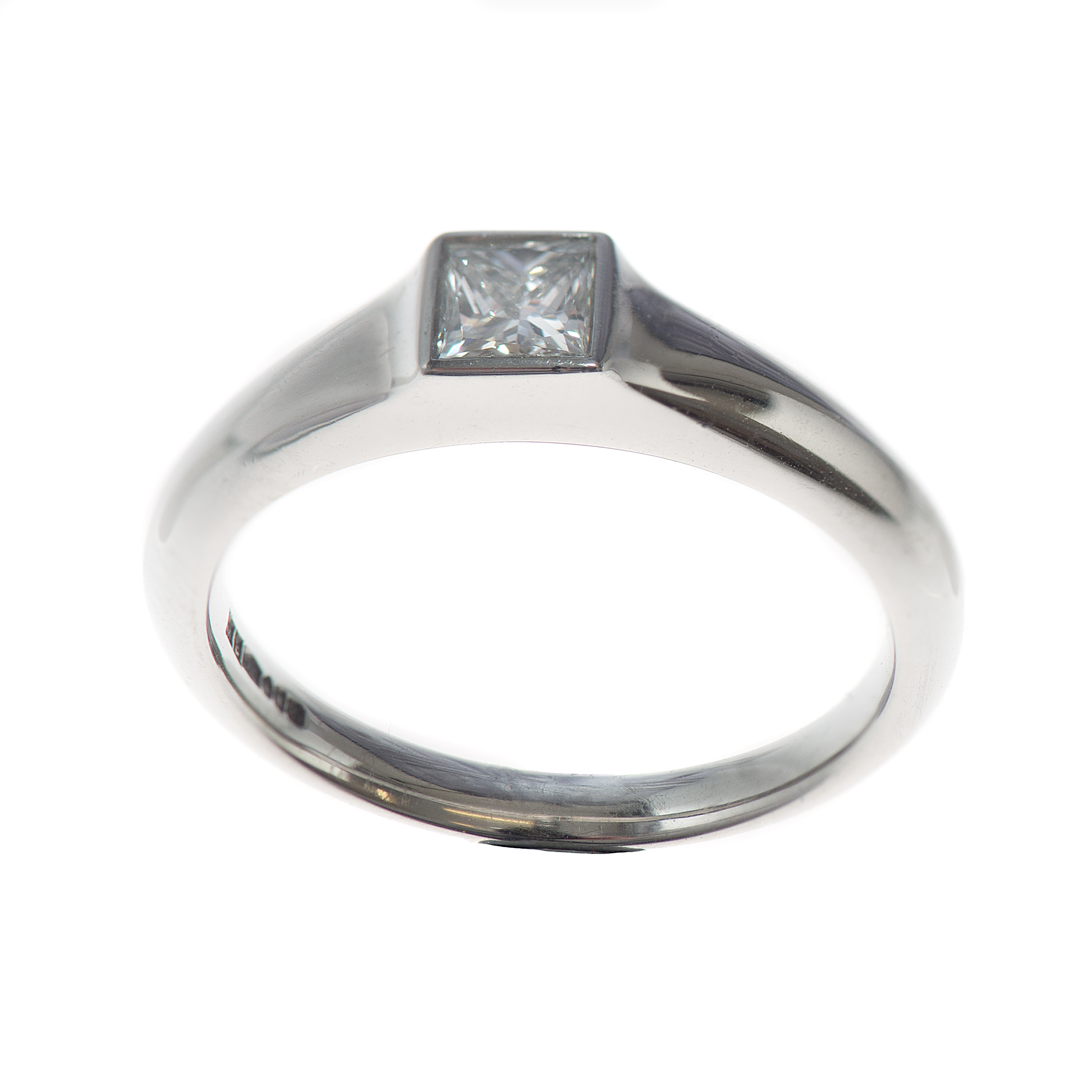charm product square bouquet centres ring rings diamond engagement