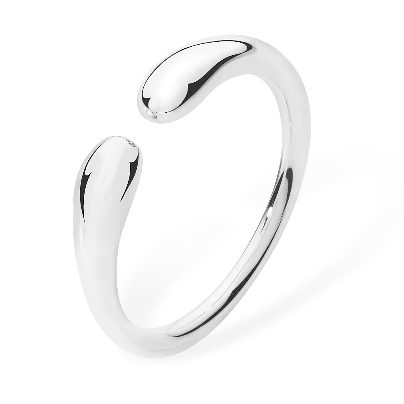 Lucy Q Double Drip Ring