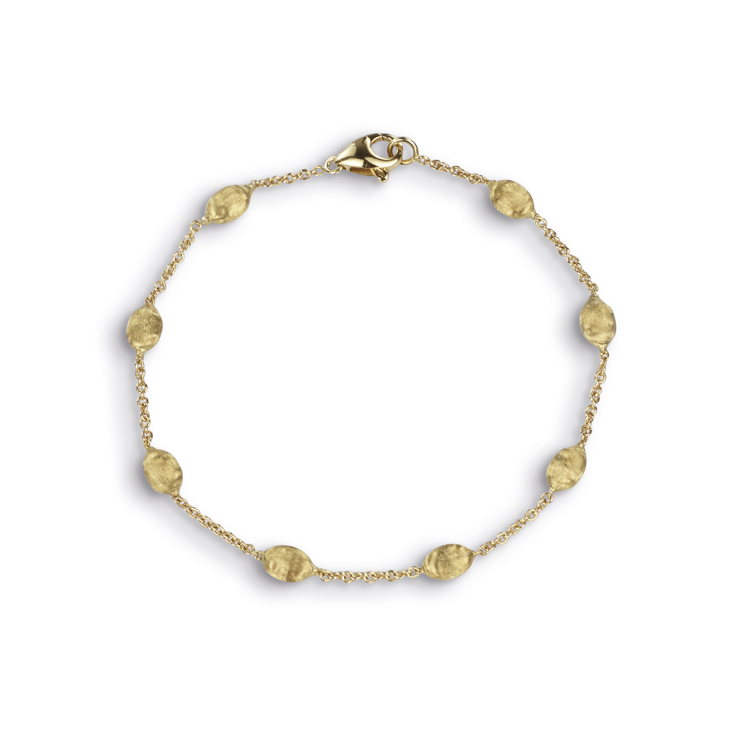 santa strand bracelet bicego two white marco fe gold yellow products masai jewelry