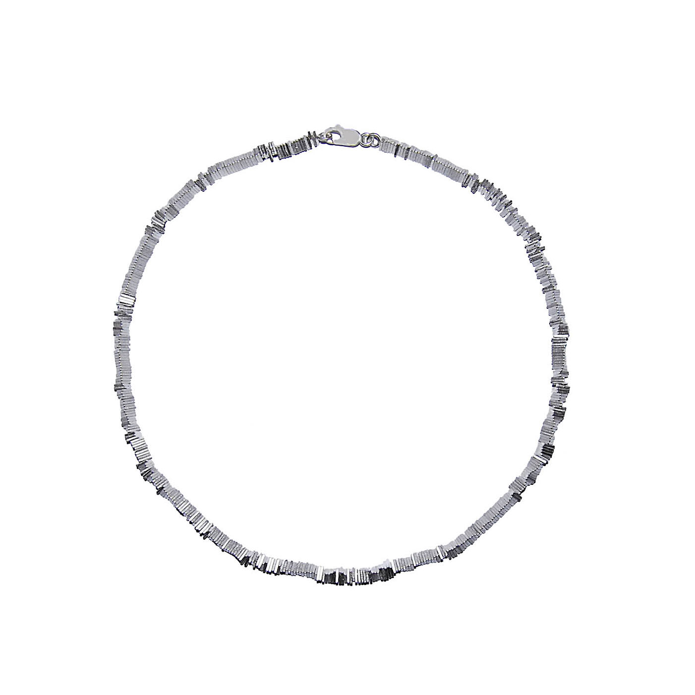 Tezer Black Rhodium-Plated Fine Bracelet