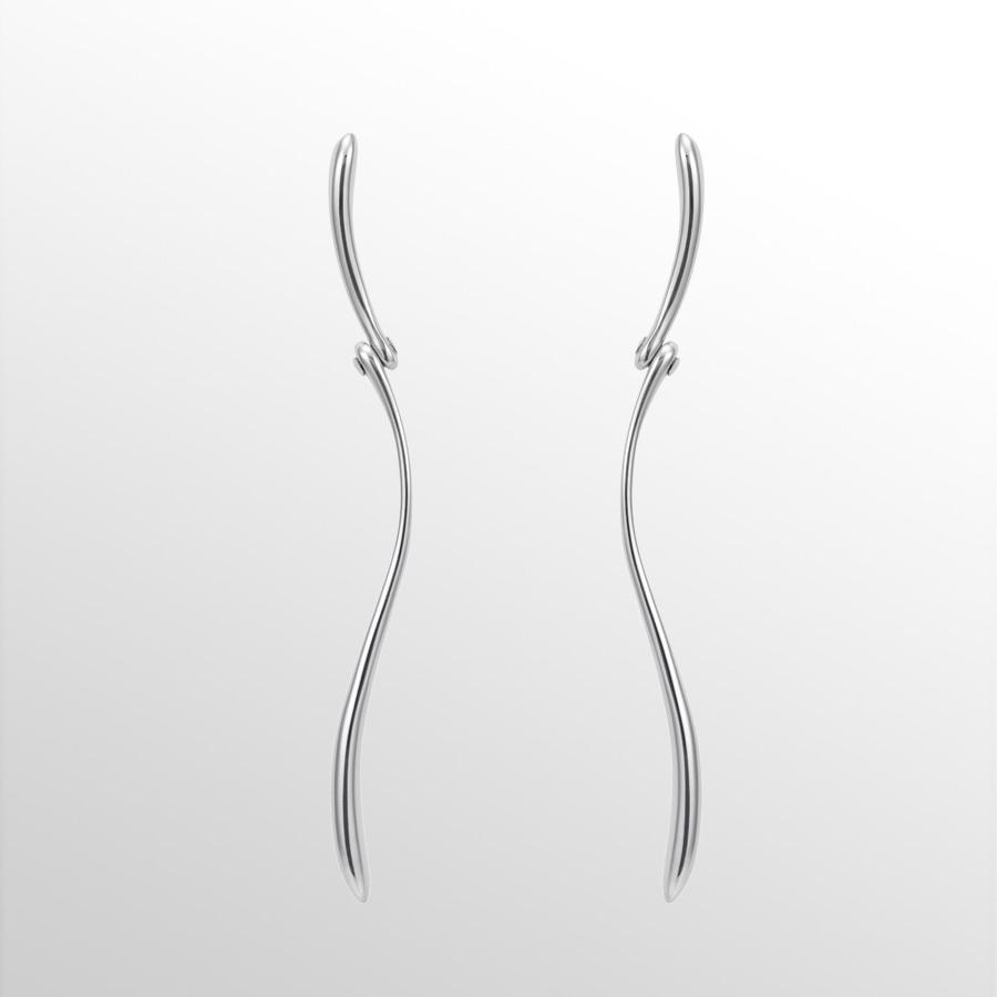 Sarah Jordan Drift Earrings