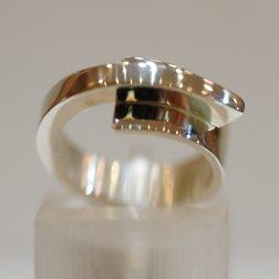 NOL Sterling Silver Ring