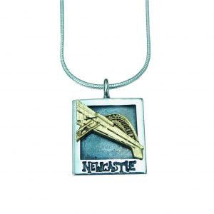 Williamson Brown Tyne Bridge Pendant