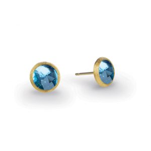 Marco Bicego Jaipur Blue Topaz Earrings