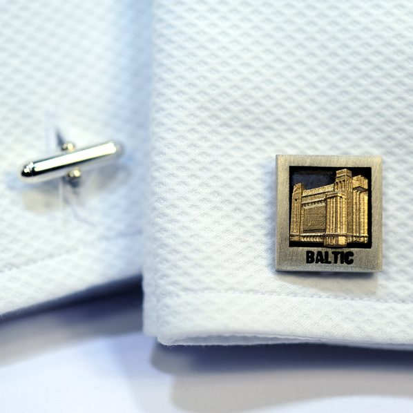 Williamson Brown Baltic Cufflinks