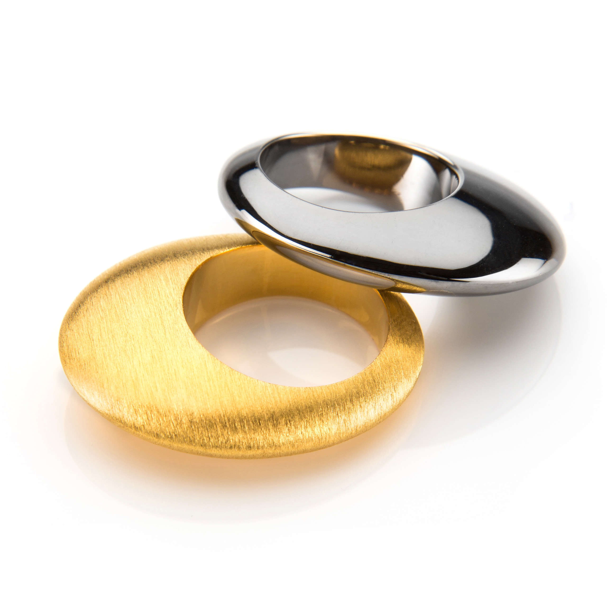 Lindenau Gold Vermeil Ring