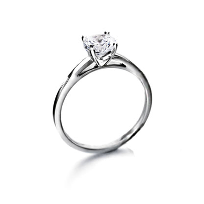 Furrer Jacot 0.5ct Diamond Solitaire Ring