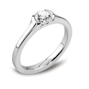 Williamson Brown 0.3ct Diamond Engagement Ring