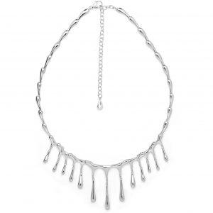 Lucy Q Award-Winning Multi-Drip Necklace
