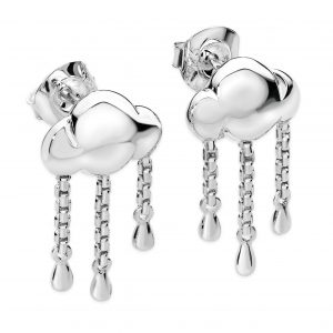 Lucy Q Raincloud Earrings