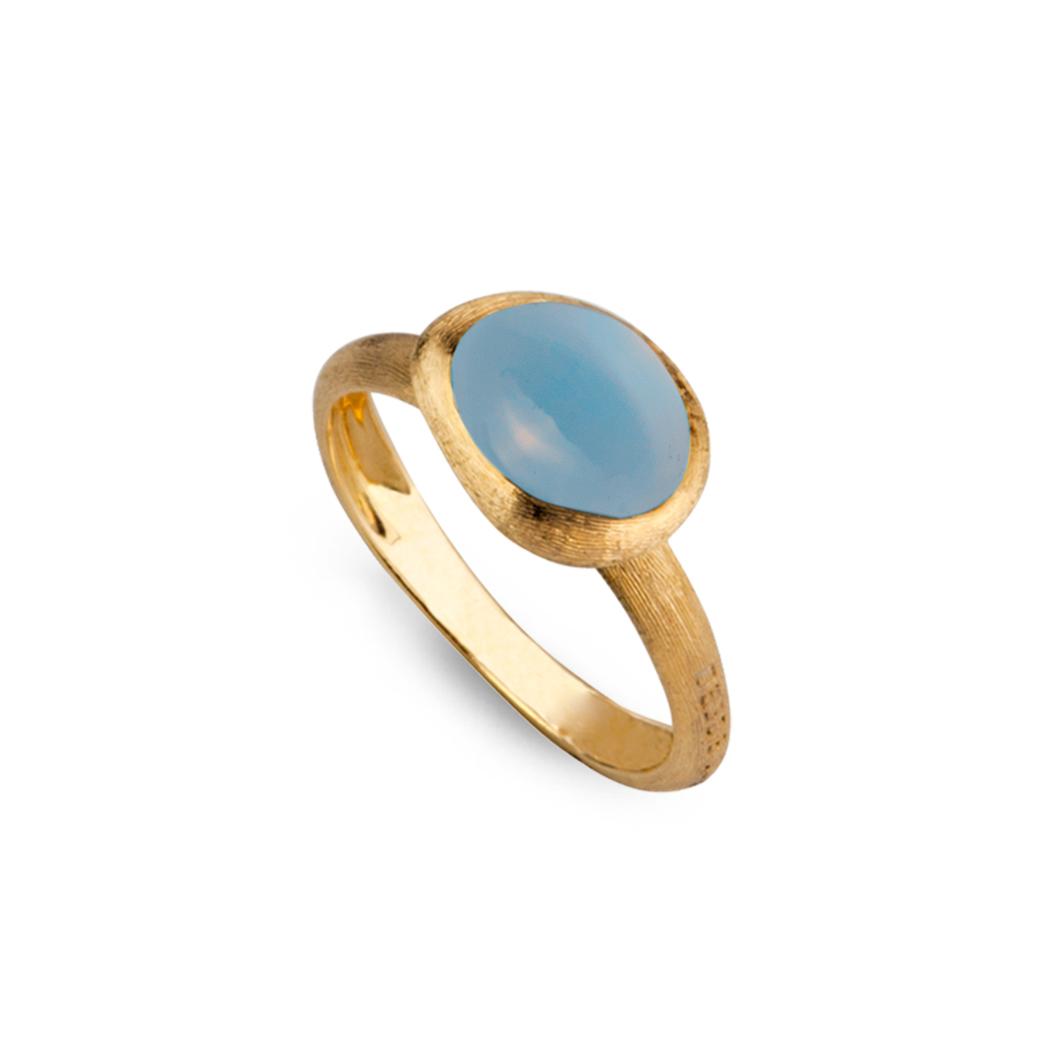 Marco Bicego Confetti Blue Topaz Ring
