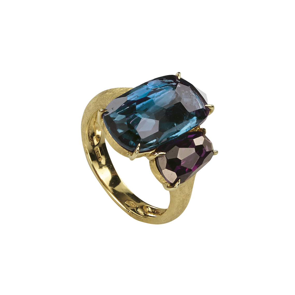 Marco Bicego Murano Two-Stone Ring