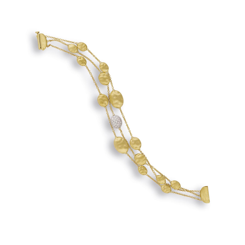 Marco Bicego Siviglia Three-Strand Bracelet