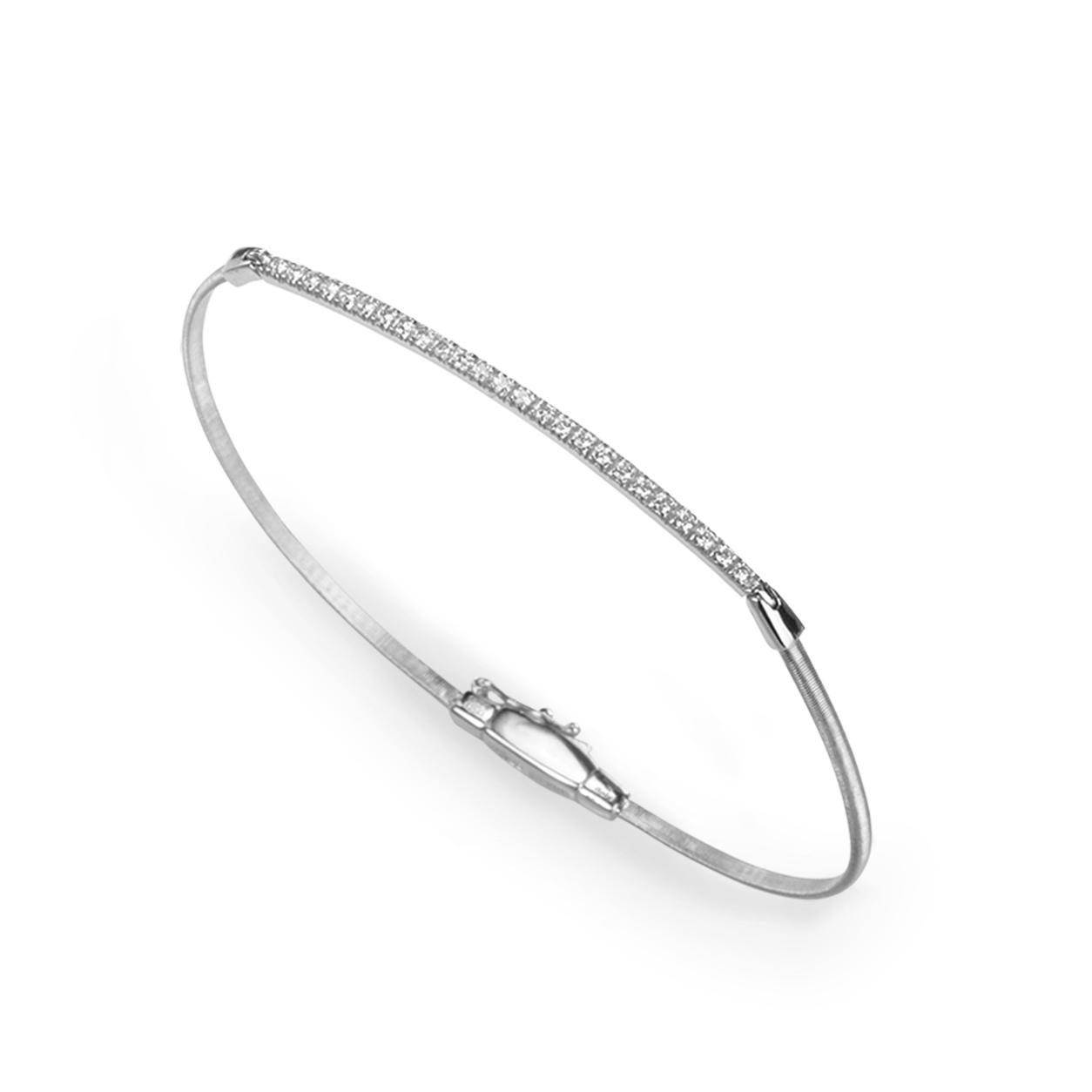 Marco Bicego Goa Diamond Strand Bracelet