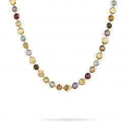 Marco Bicego Jaipur Multi-Stone Necklace