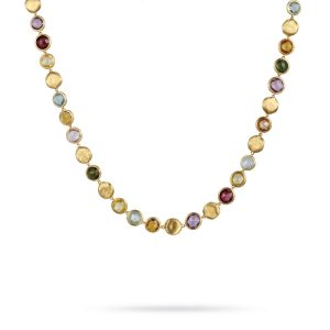 Marco Bicego Jaipur Multi-Stone Necklace