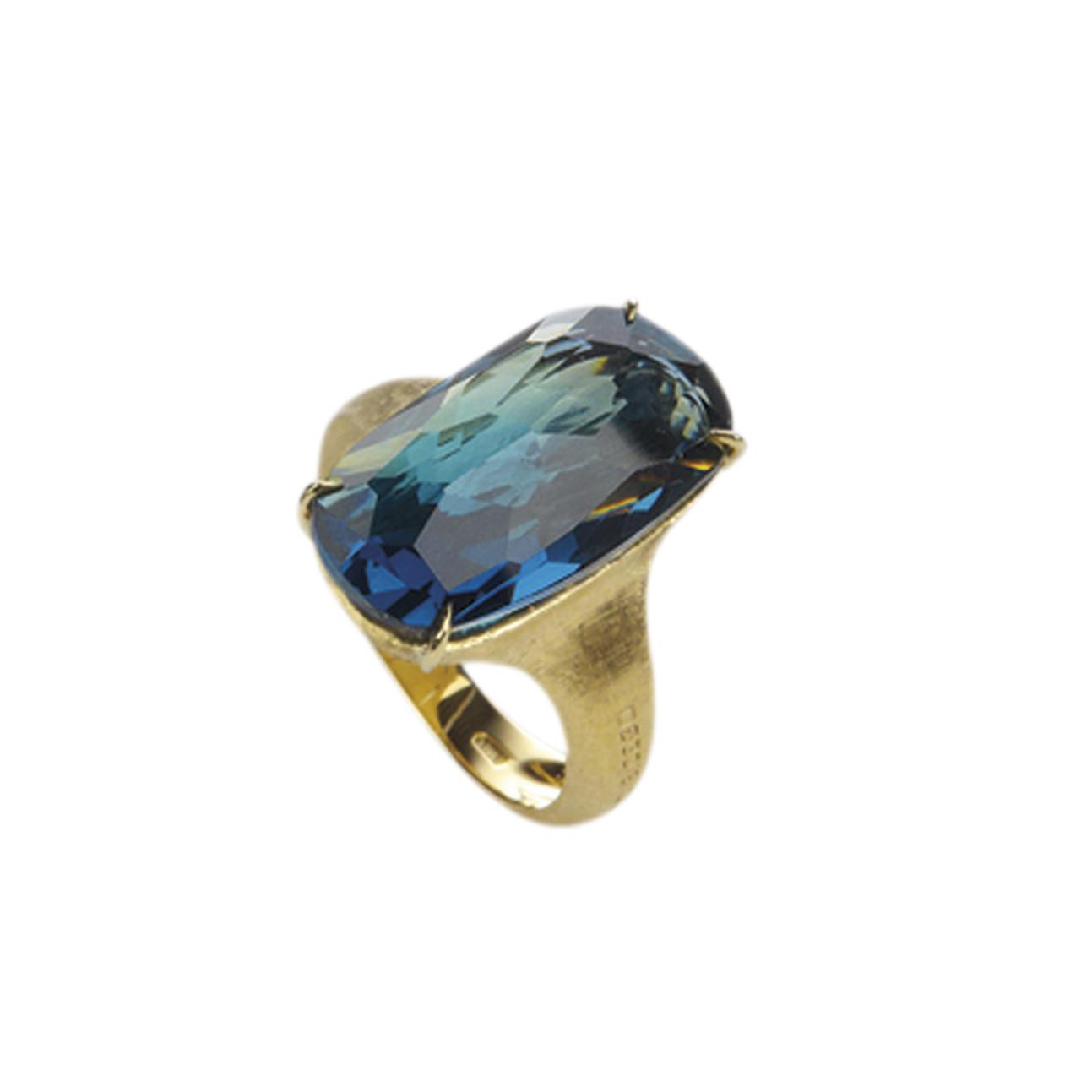 Marco Bicego Murano London Blue Topaz Ring