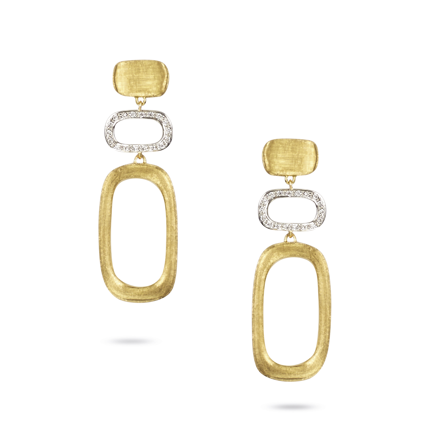 Marco Bicego Murano Link Long Earrings