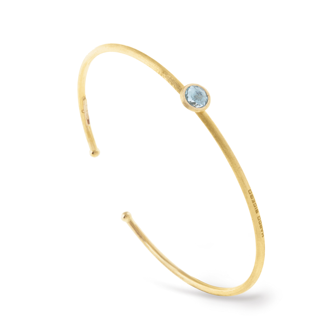 Marco Bicego Jaipur Aquamarine Bangle