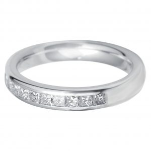 Williamson Brown 0.5ct Diamond Eternity Ring