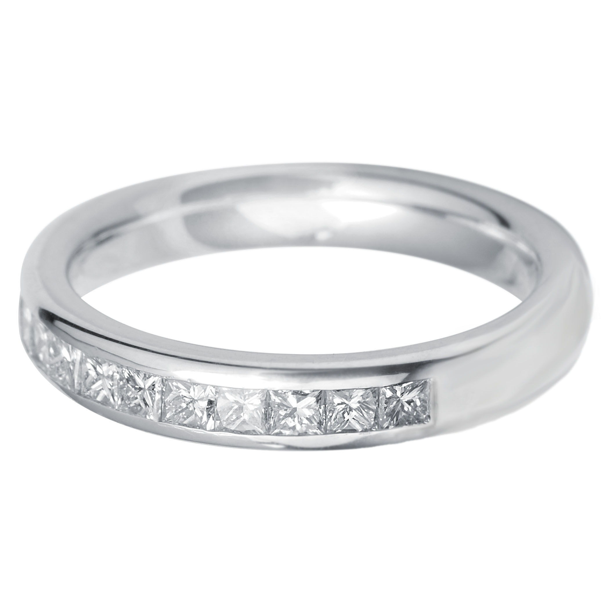 Williamson Brown 0.5ct Diamond Eternity Ring
