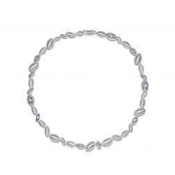 Tezer Multi-Bead Textured Necklace