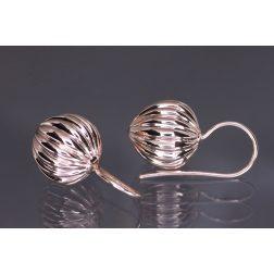 Lindenau Acorn Earrings
