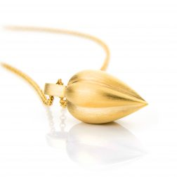 Lindenau Gold Plated Pointed Necklace
