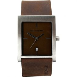 Rolf Cremer Brown Flash Watch