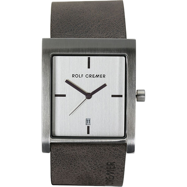 Rolf Cremer Rustic Brown Flash Watch