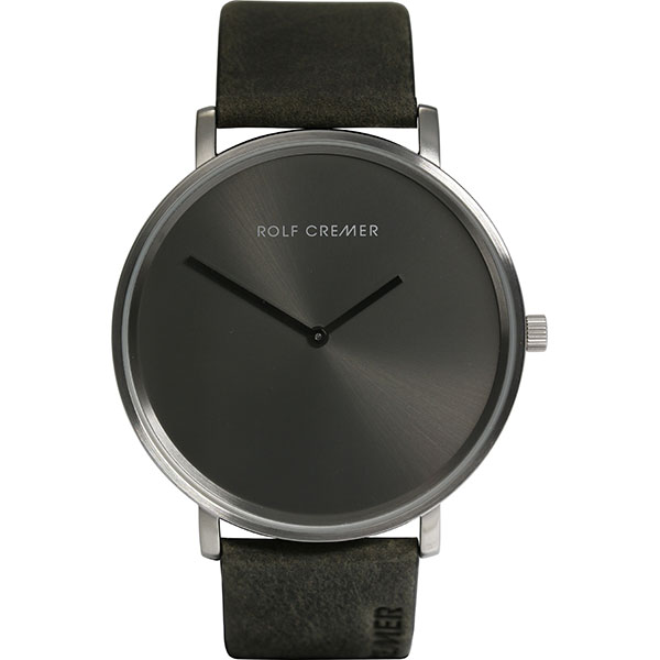 Rolf Cremer Flat 45 Grey Watch