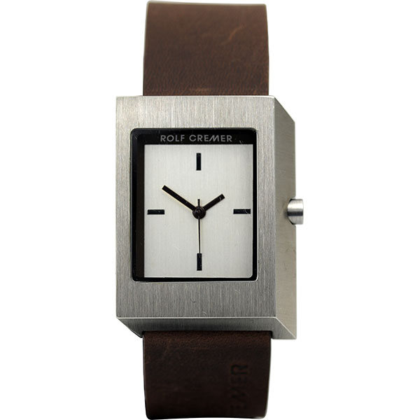 Rolf Cremer Brown Frame Watch