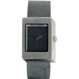 Rolf Cremer Grey Frame Watch