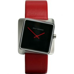 Rolf Cremer Red Twist Watch