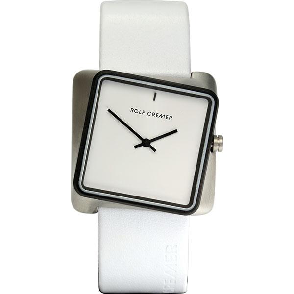 Rolf Cremer White Twist Watch