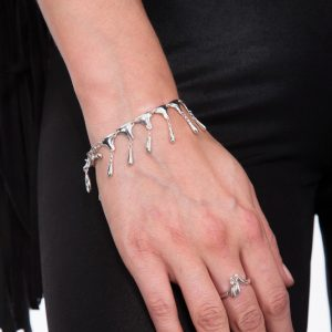 Lucy Q Dancing Drip Bracelet