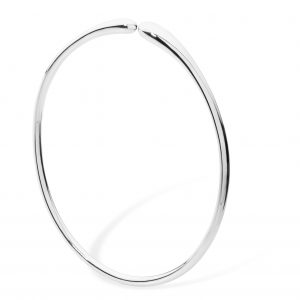 Lucy Q Open Drip Bangle