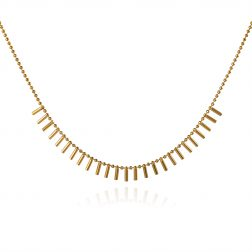 Cara Tonkin Gold Caesar Necklace