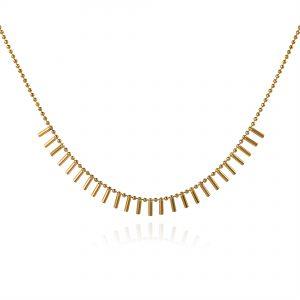 Cara Tonkin Gold Caesar Necklace