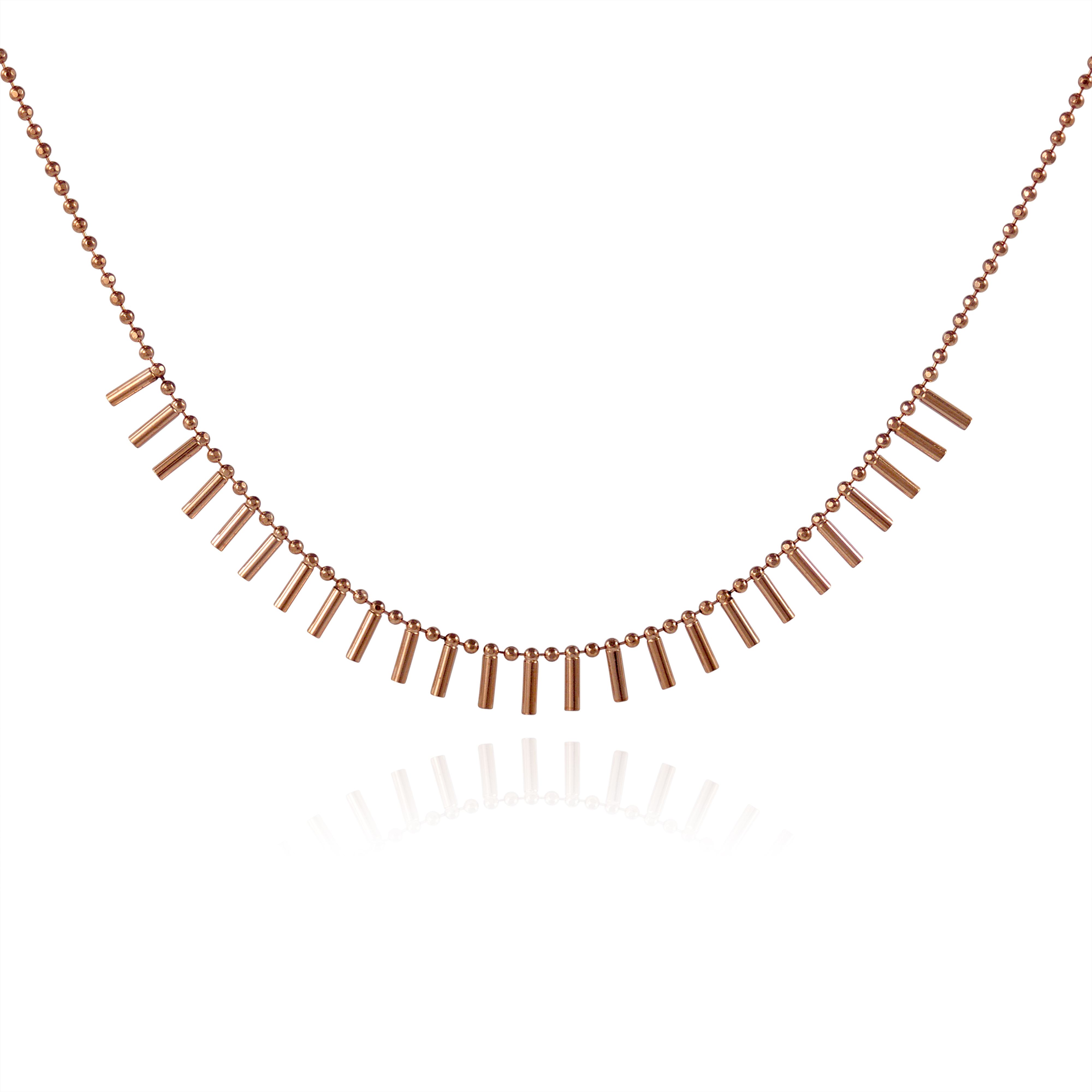 Cara Tonkin Rose Theda Caesar Necklace